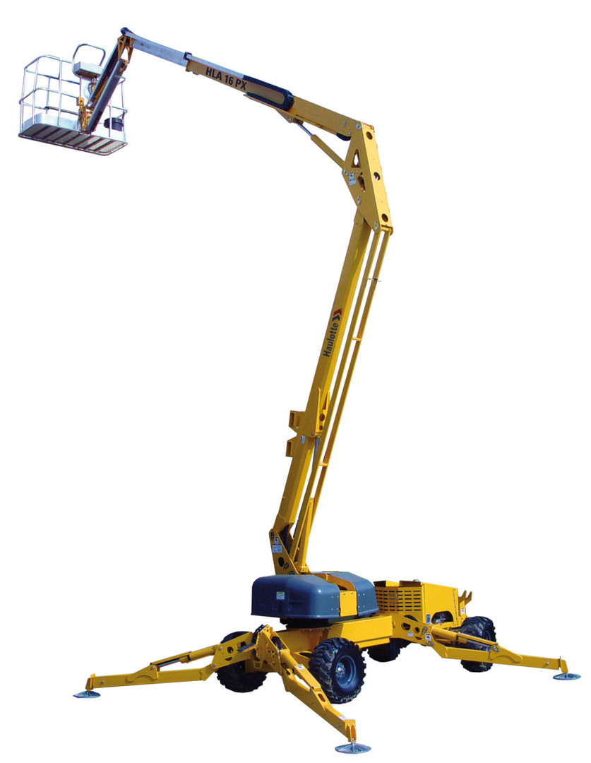 Fayette Rental Solutions - Aerial Equipment
