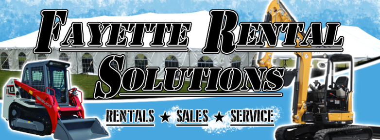 Fayette Rental Solutions - Skid Loaders